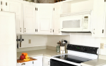 How NOT to Paint Your Kitchen Cabinets