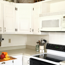 Learn from my mistakes painting kitchen cabinets and save yourself lots of time and money.