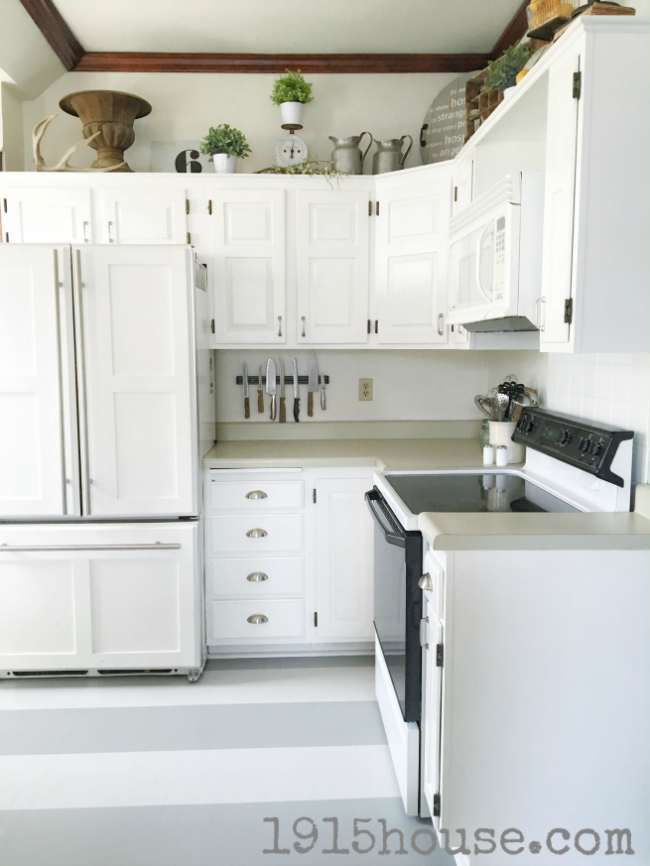 How Not To Paint Your Kitchen Cabinets House