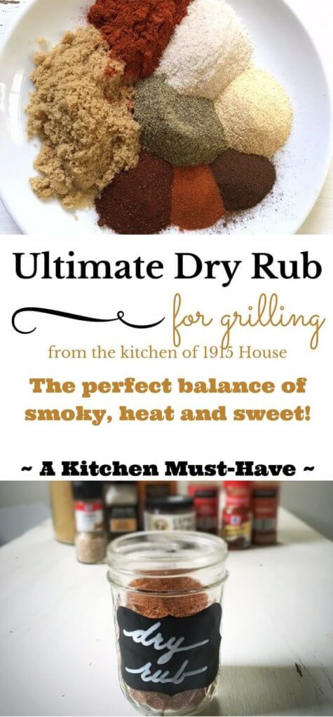 "This dry rub is the perfect marriage of sweet, smoky and heat. A delicious addition to your grilling ""must-haves""! Fast and easy to make, it takes any meat or veggie from ""ho-hum"" to ""out of this world""!"