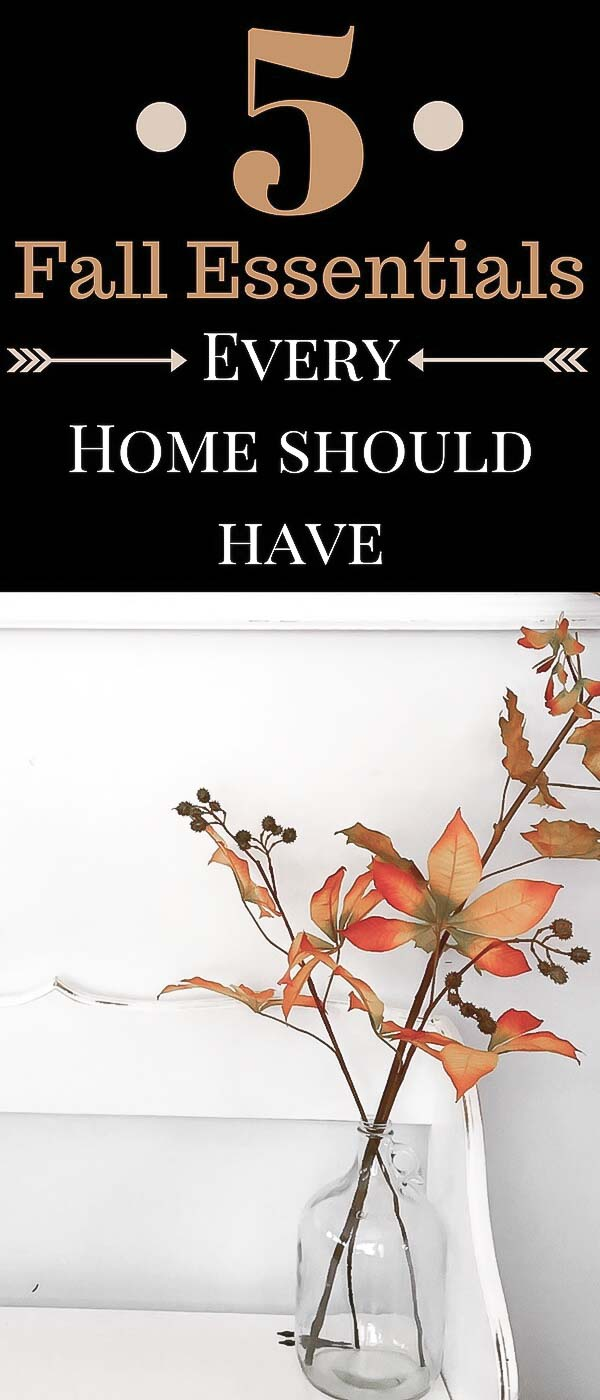 How to create a cozy fall home in 5 simple steps