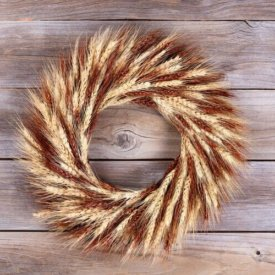 fall wreaths for every home, every style