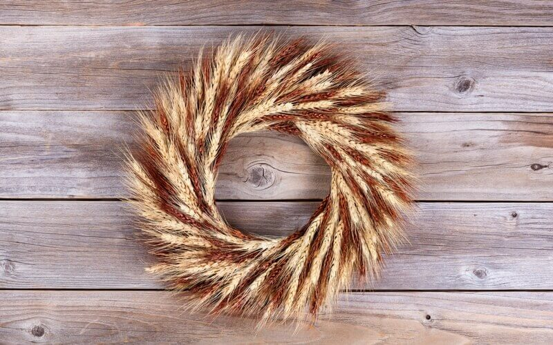 Nine Fabulous Fall Wreaths for Your Home