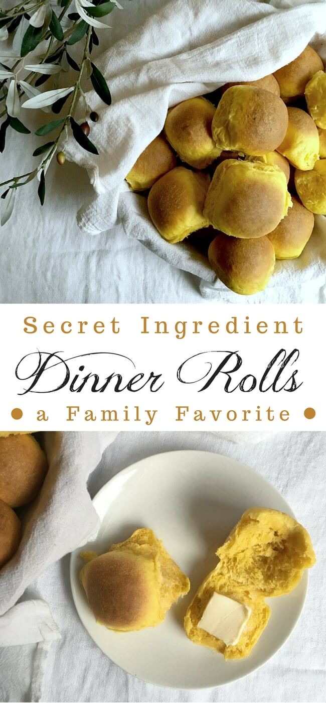 Once I tasted these, I knew these were the only dinner rolls we'd need. Soft, slightly sweet and they freeze beautifully!! Slathered with butter and drizzled with honey or smeared with jam, they are our all-time favorite dinner rolls now.