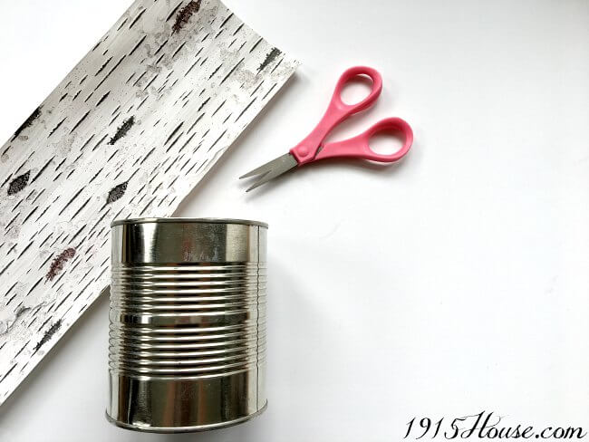 Organization DIY | Simple organization idea using recycled cans - this can be used for so many things! And it's virtually free- Organization | DIY | Recycle | Upcycle |