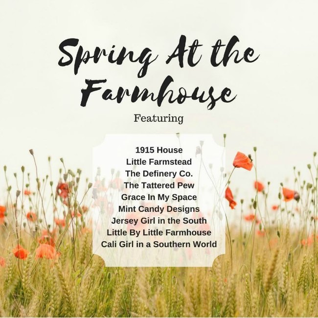spring home tour| spring decor |