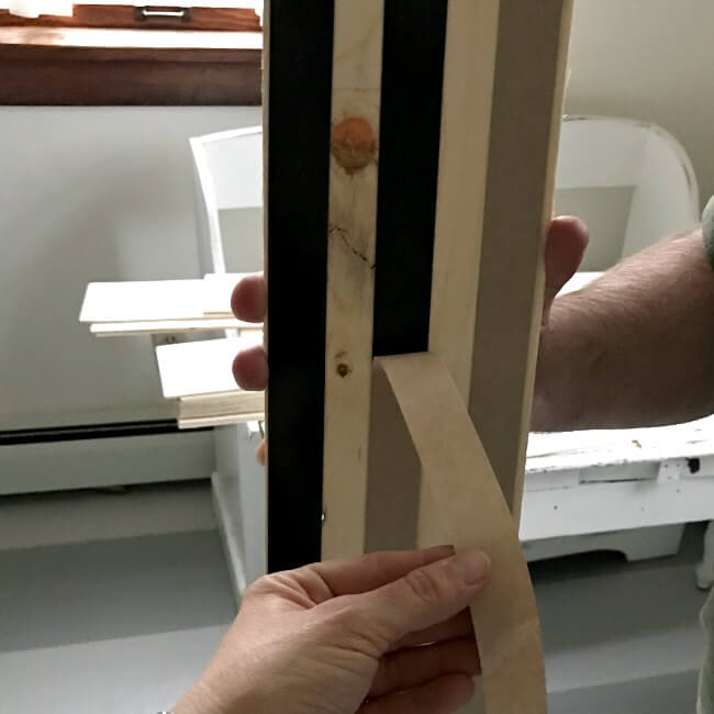 """Stikwood installation really is as easy as """"Plan, Peel, and Stick""""!"""