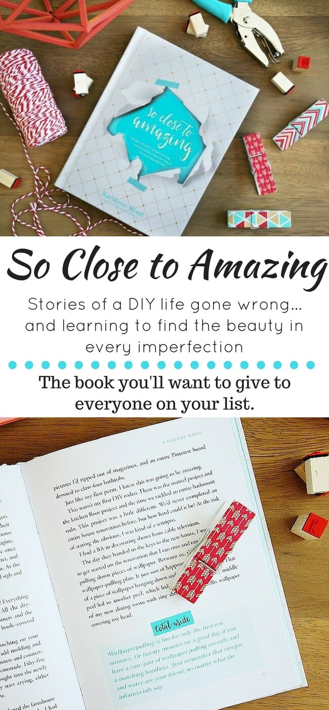 The book you'll read again and again - and will want to give to your most favorite people in the world.