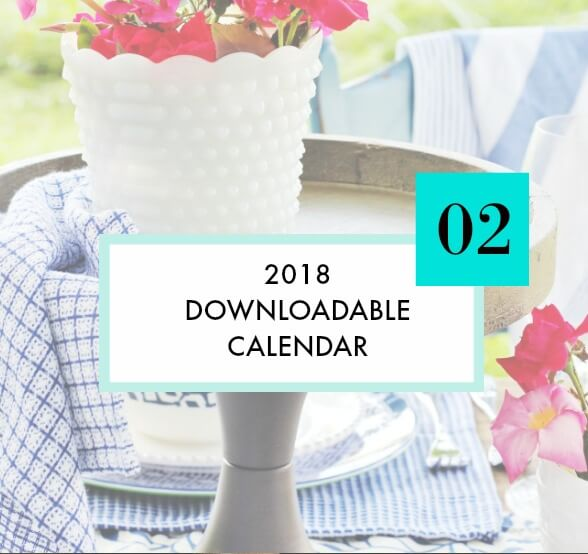Downloadable calendar for the book that will make you laugh and cry and you'll reach for again and again..