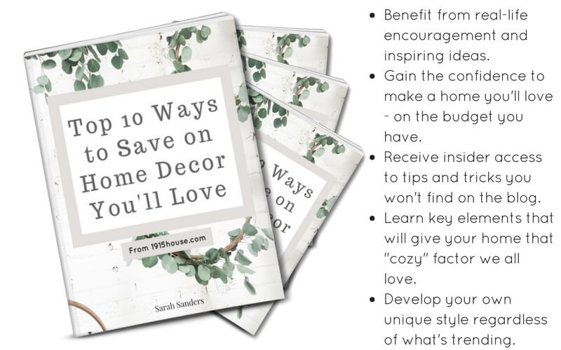 Top 10 ways to save on home decor you'll love