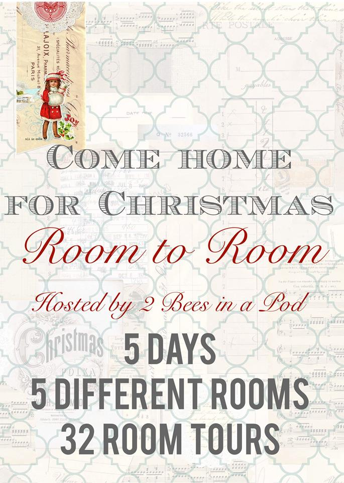 Come Home for Christmas Home Tours