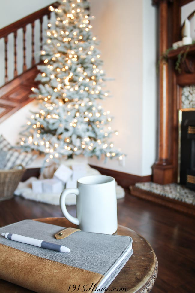 White Christmas - A neutral Christmas, kept simple and down to earth...get tips and ideas here!