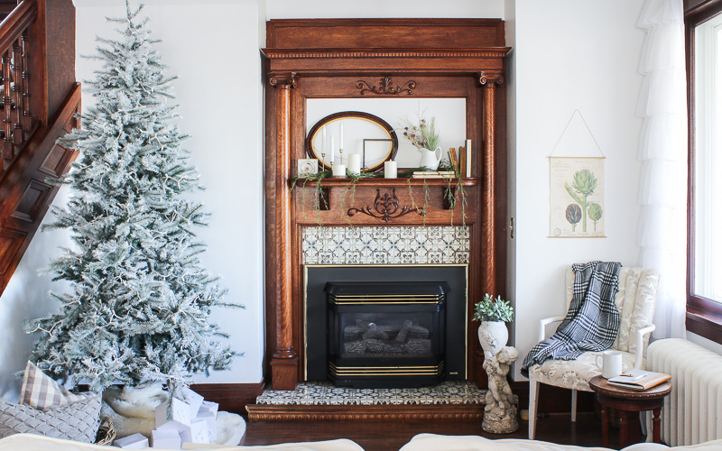Creating a Simplified, Neutral Christmas