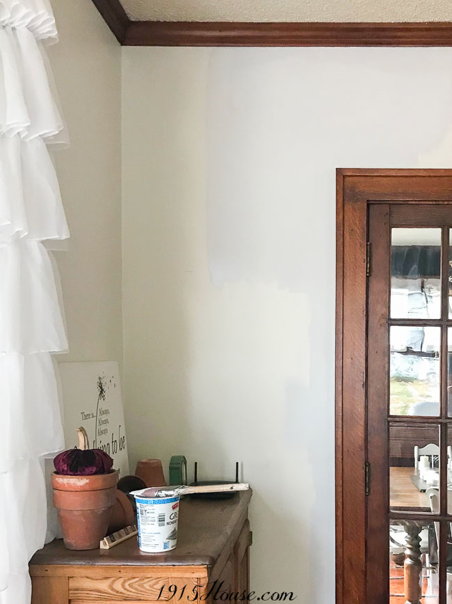 What to do when you pick the wrong paint color...