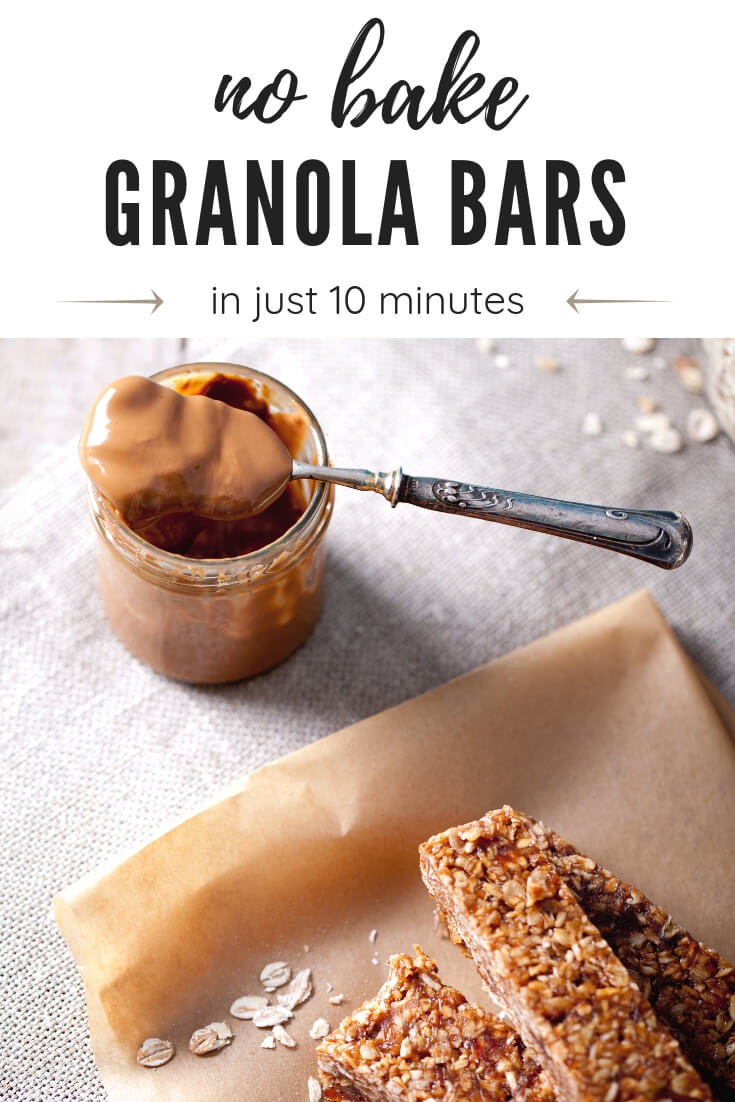 These easy homemade granola bars will become your go-to breakfasts and yummy grab-and-go snacks!