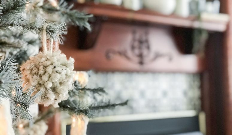 Pom Pom Ornaments Hack
