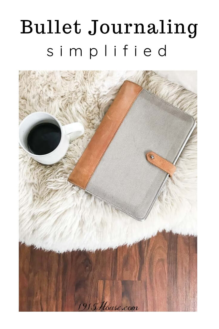 Bullet journaling for the rest of us...don't miss this one major Newbie tip...