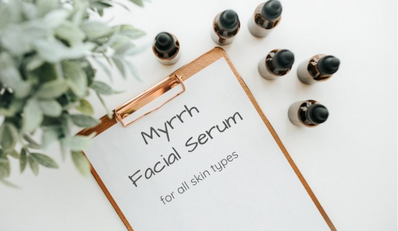 Myrrh Facial Serum Recipe